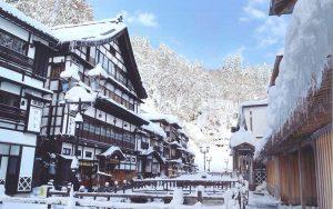 หน้าหนาว ญี่ปุ่น